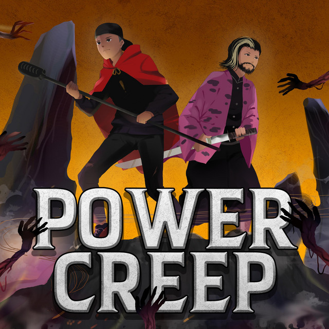 Album cover for Power Creep by Shwabadi, Connor Quest!