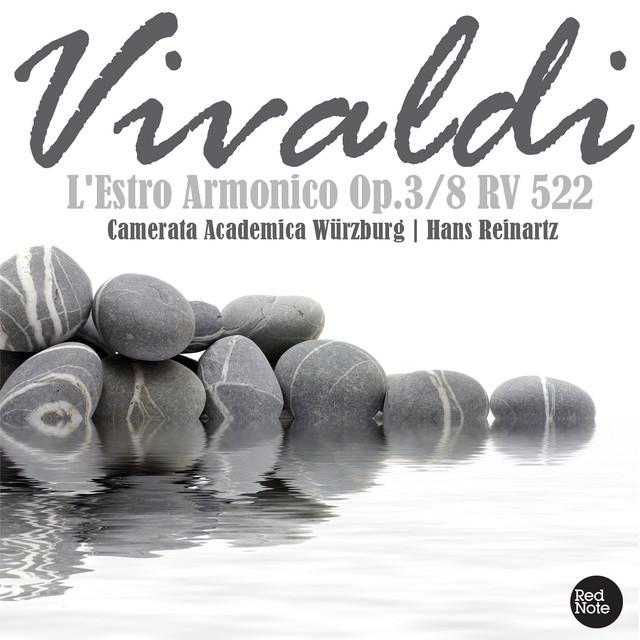 Vivaldi: L'Estro Armonico Op.3/8 RV 522