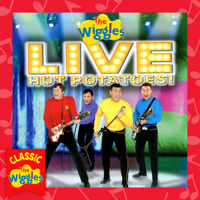 LIVE Hot Potatoes! (Classic Wiggles) by The Wiggles