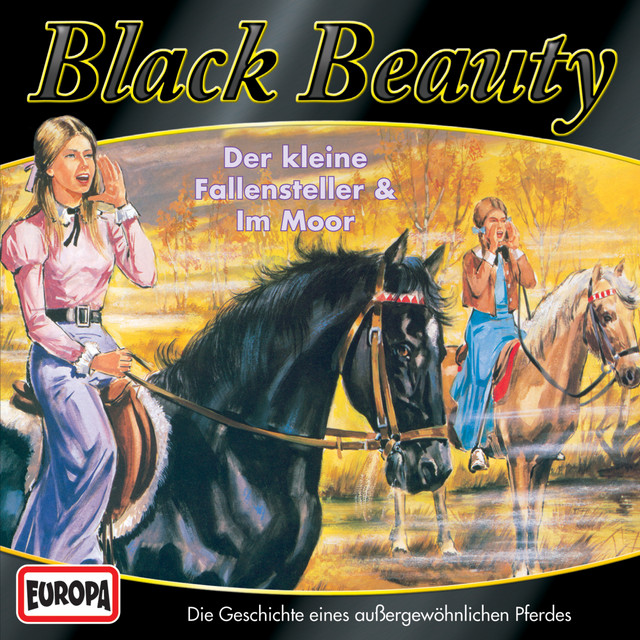 04 - Black Beauty im Moor Cover
