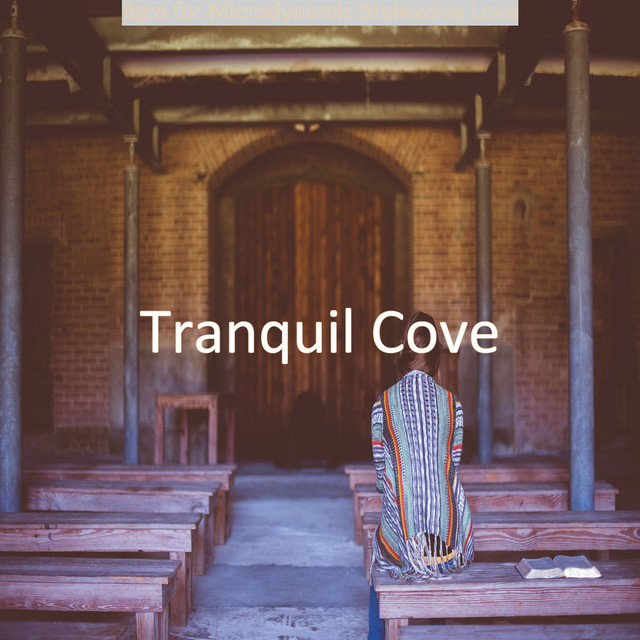 Album cover for Bgm for Microdynamic Brainwave Love by Tranquil Cove