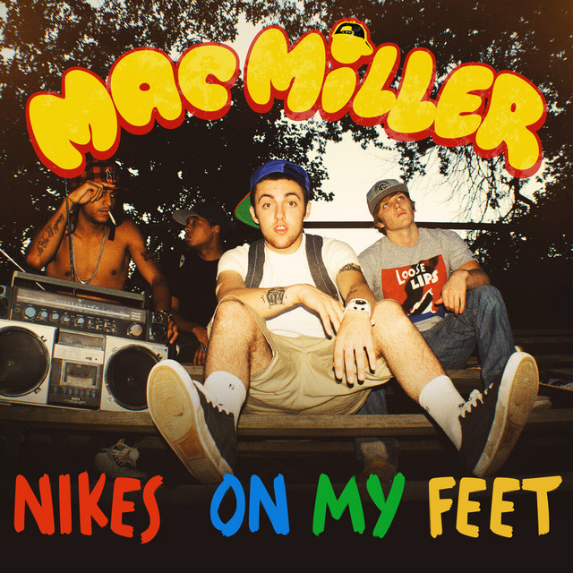 Mac Miller album cover