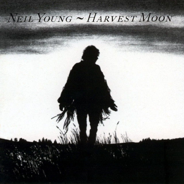 Harvest Moon album cover