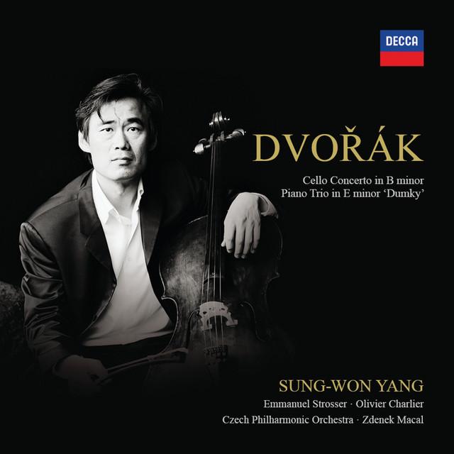 Dvořák: Cello Concerto In B Minor, Piano Trio In E Minor 'Dumky'