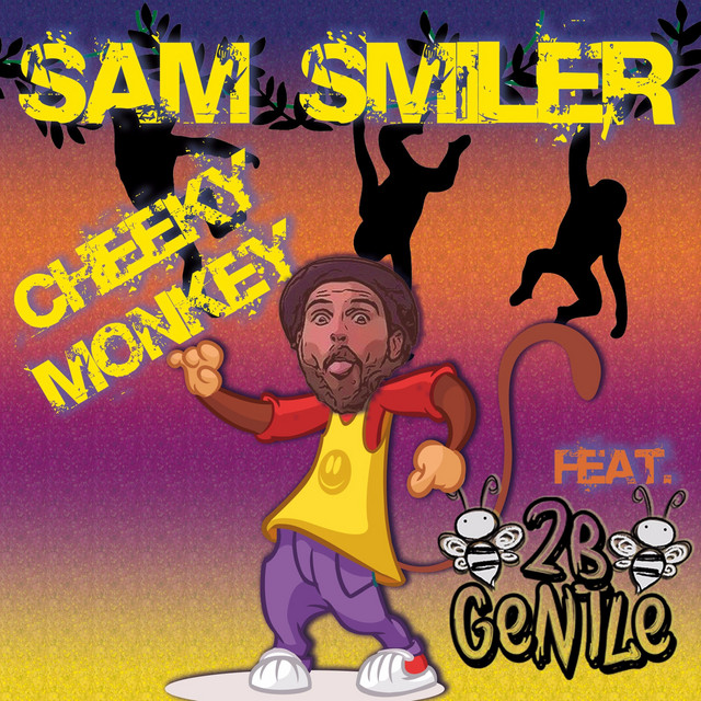 Cheeky Monkey by Sam Smiler