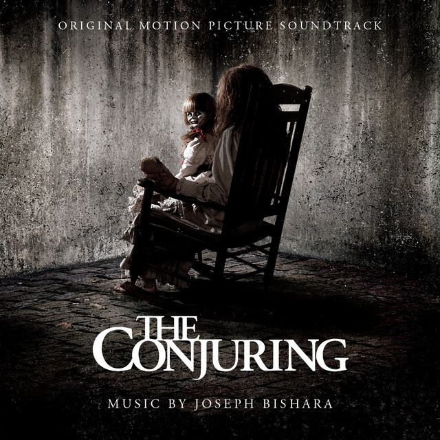 The Conjuring (Original Motion Picture Soundtrack) - Official Soundtrack