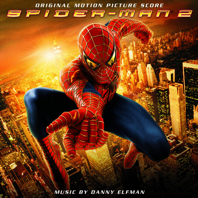 Spider Man 2 Original Motion Picture Score By Danny Elfman