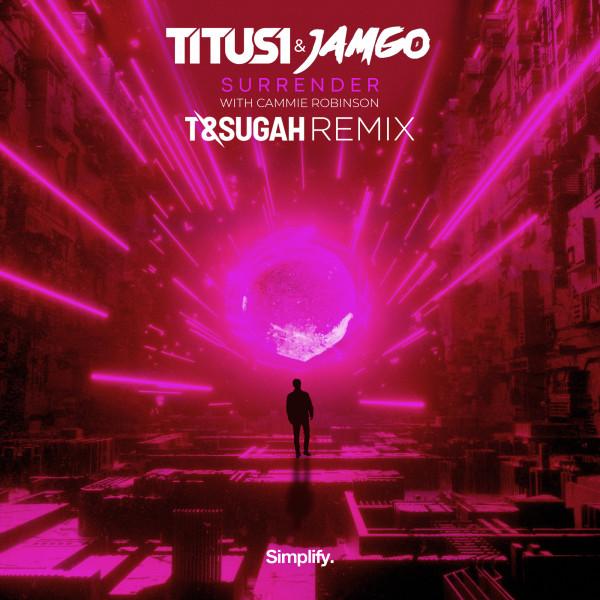 Surrender (feat. Cammie Robinson) (T & Sugah Remix) Image