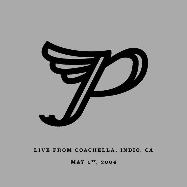 Live from Coachella, Indio, CA. May 1st, 2004