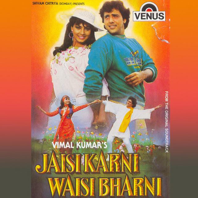 Jaisi Karni Waisi Bharni Female Vocals Song By Sadhana Sargam Spotify