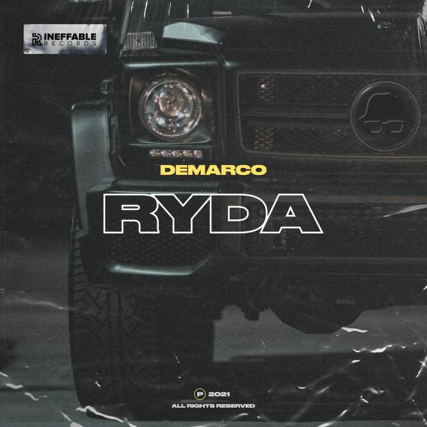 Ryda album cover