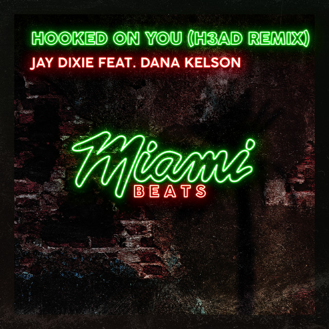 Hooked On You - H3AD Remix Image