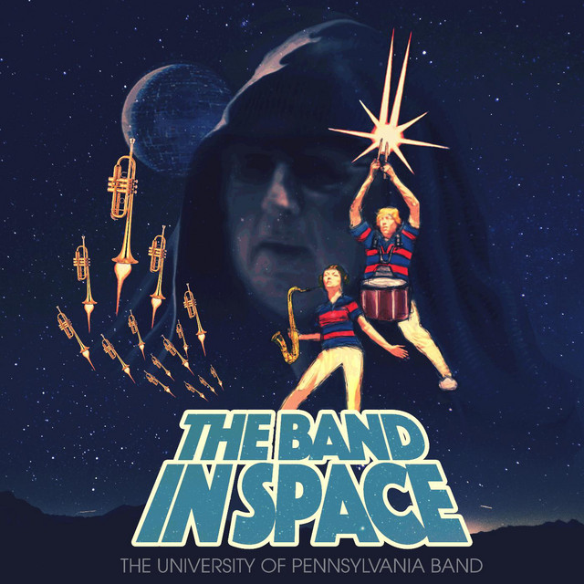 The Band in Space, Vol. 2