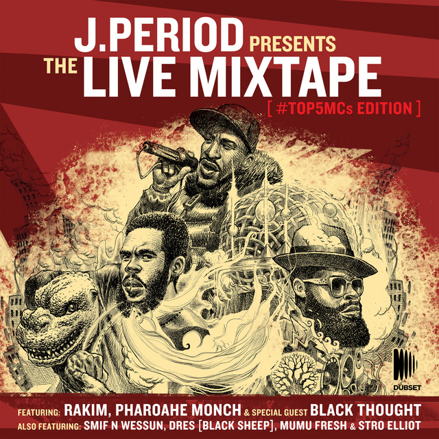 The Live Mixtape (#Top5MCs Edition) (DJ Mix)