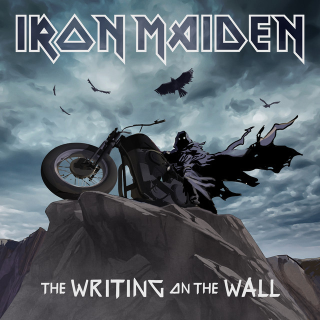Iron Maiden lança a nova música The Writing On The Wall