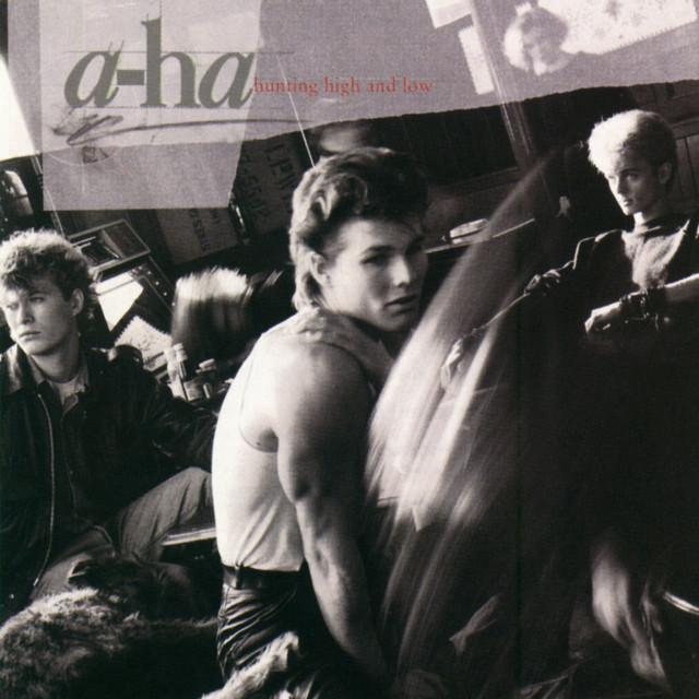 Take On Me (85) album cover
