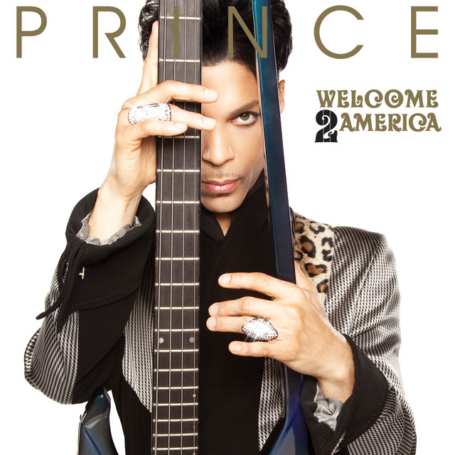 Cover art for Welcome 2 America by Prince