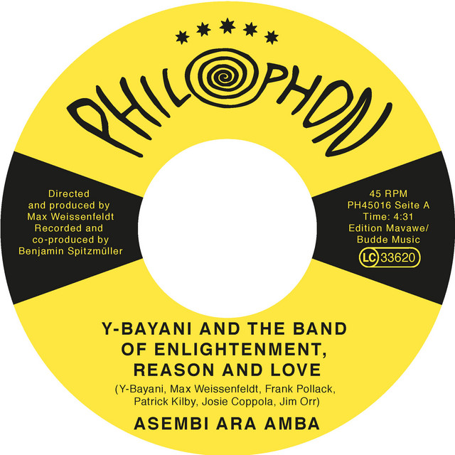 The Band Of Enlightenment Reason & Love Vinyl