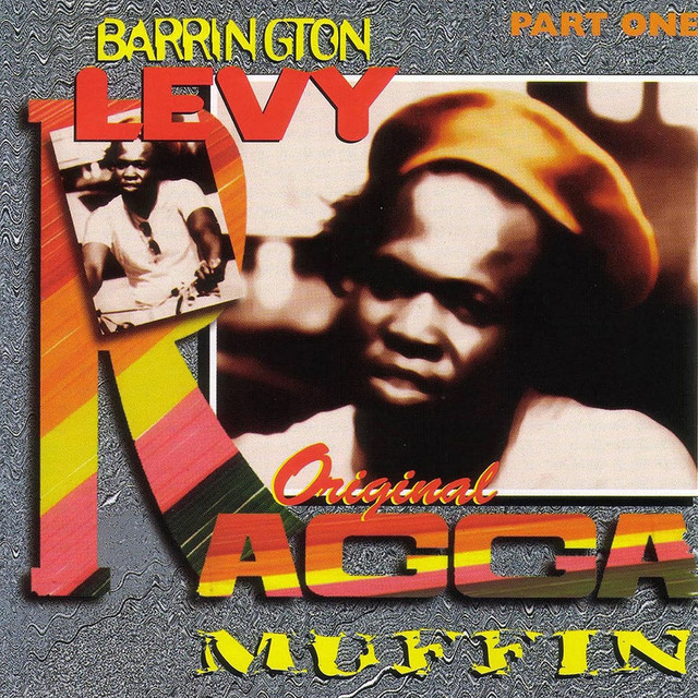 Barrington Levy album cover
