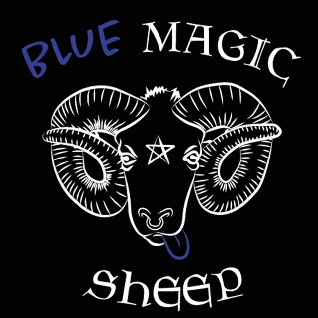 Blue Magic Sheep