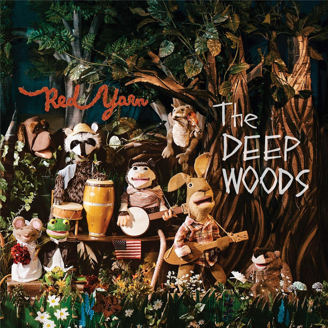 The Deep Woods by Red Yarn