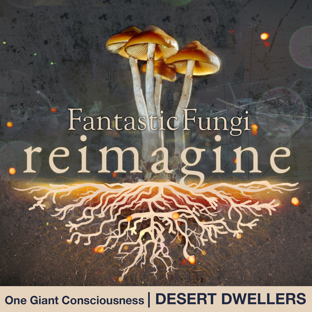 One Giant Consciousness (Fantastic Fungi: Reimagine) Image