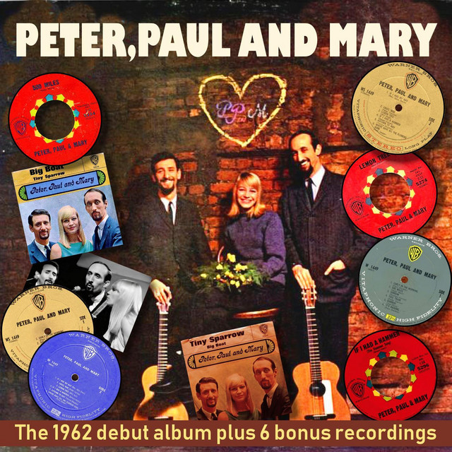 Debut Album plus - Peter, Paul and Mary by Peter, Paul and Mary