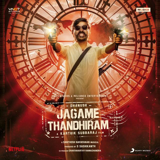 Jagame Thandhiram (Telugu) [Original Motion Picture Soundtrack]