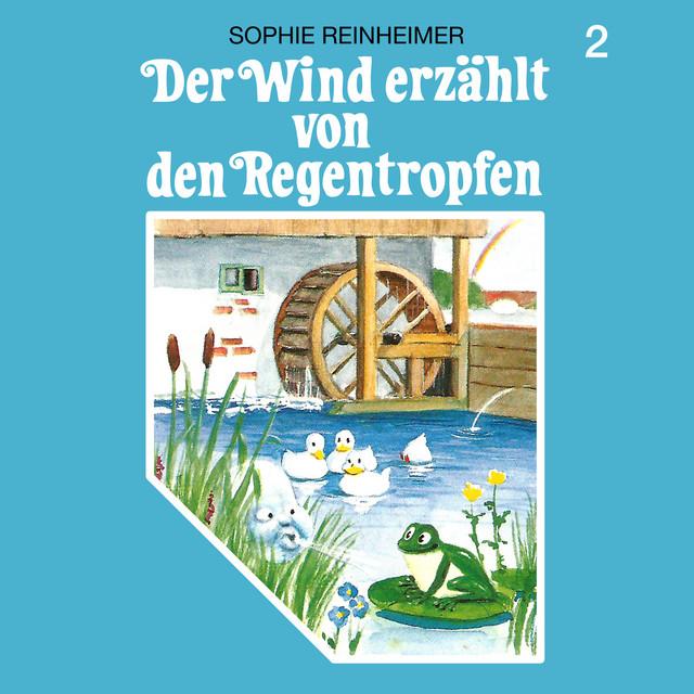 Der Wind erzählt Cover