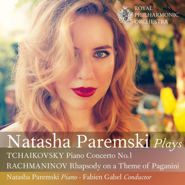 Tchaikovsky: Piano Concerto No. 1 - Rachmaninov: Rhapsody On a Theme of Paganini