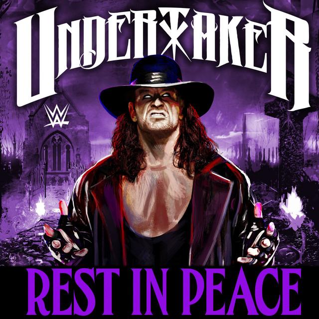 WWE album cover