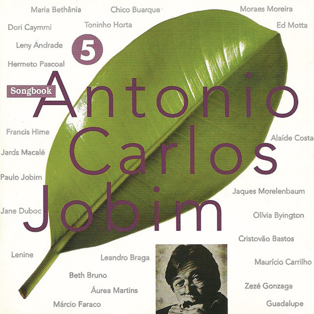 Songbook Antonio Carlos Jobim, Vol. 5