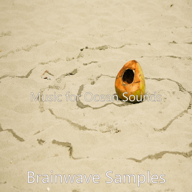 Album cover for Music for Ocean Sounds by Brainwave Samples