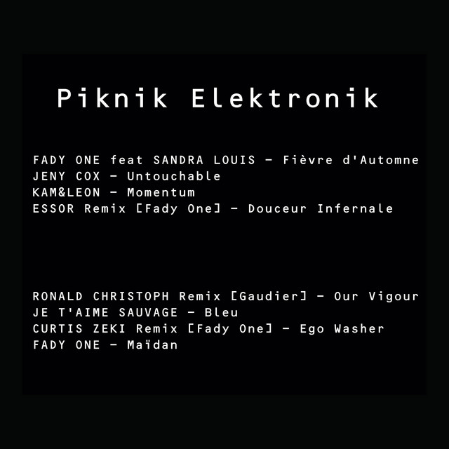 Piknik Elektronik