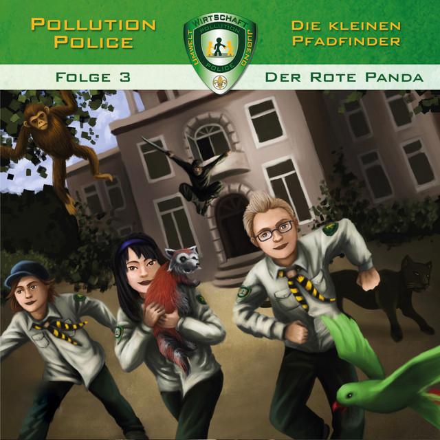 Folge 3: Der rote Panda Cover