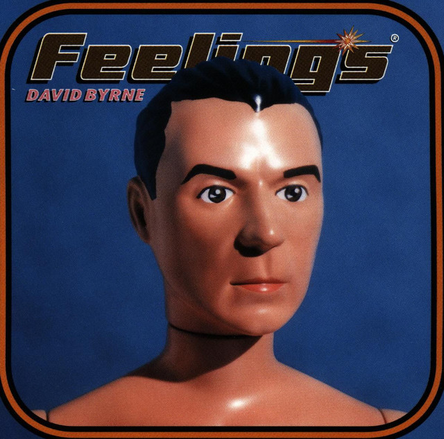The album cover for Amnesia by David Byrne.