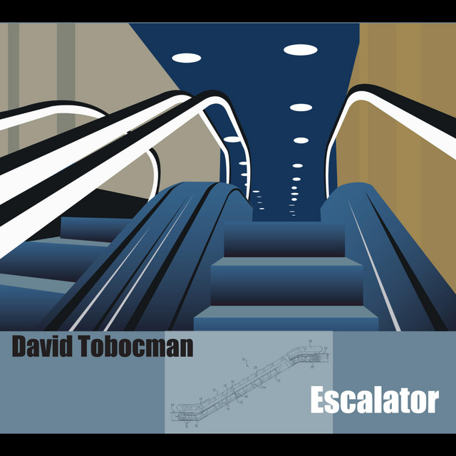 Escalator by David Tobocman