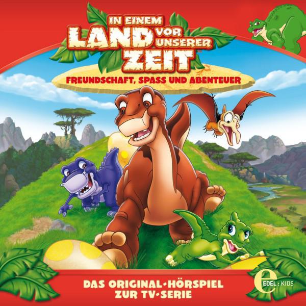 Folge 3: Gefährliche Spiele  -  Der kleine Angeber (Das Original-Hörspiel zur TV-Serie) Cover