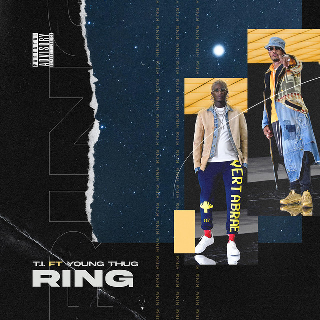 Cover art for Ring (feat. Young Thug) by T.I.