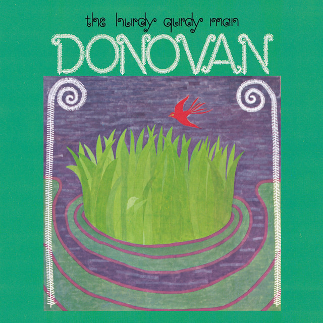 The album cover for Get Thy Bearings by Donovan.