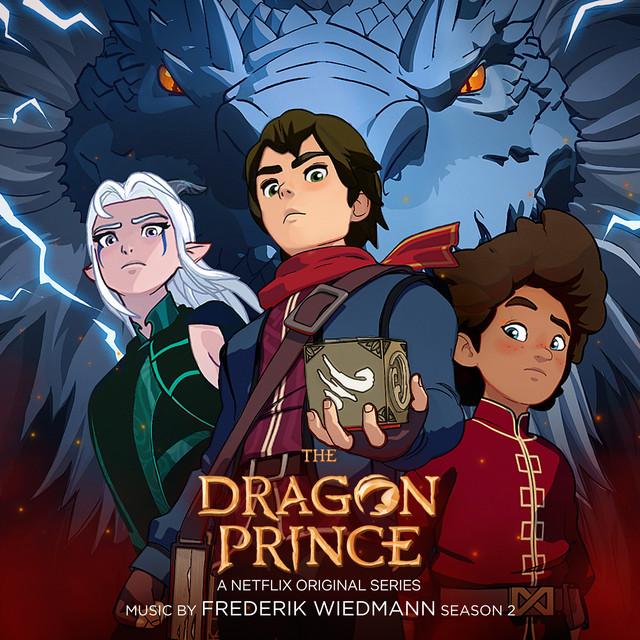 The Dragon Prince, Season 2 (A Netflix Original Series Soundtrack) – Frederik Wiedmann