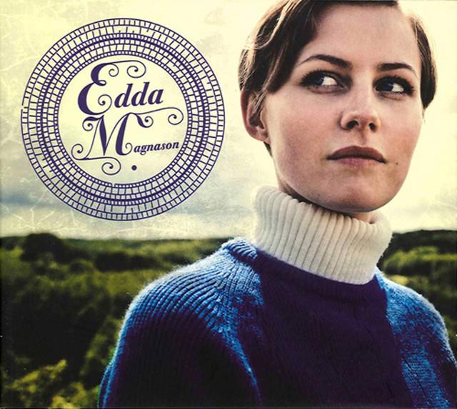 Skivomslag för Edda Magnason: Edda Magnason