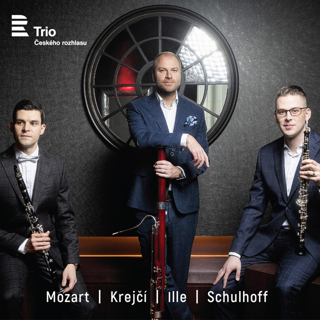 Mozart - Krejčí - Ille - Schulhoff (Music for Oboe, Clarinet and Bassoon)