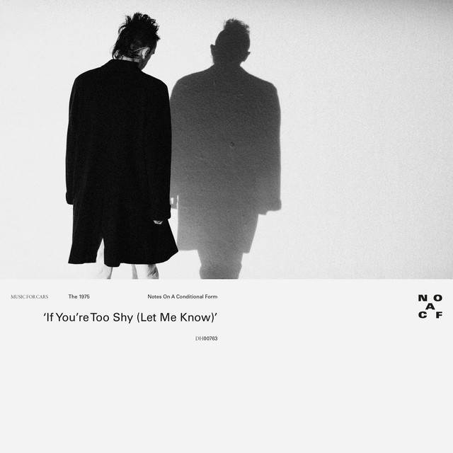 If You're Too Shy (Let Me Know) by THE 1975