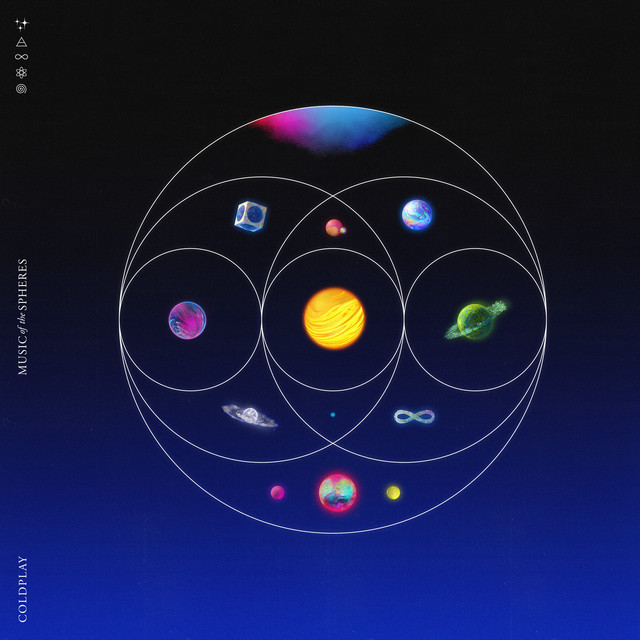 Music Of The Spheres i album cover