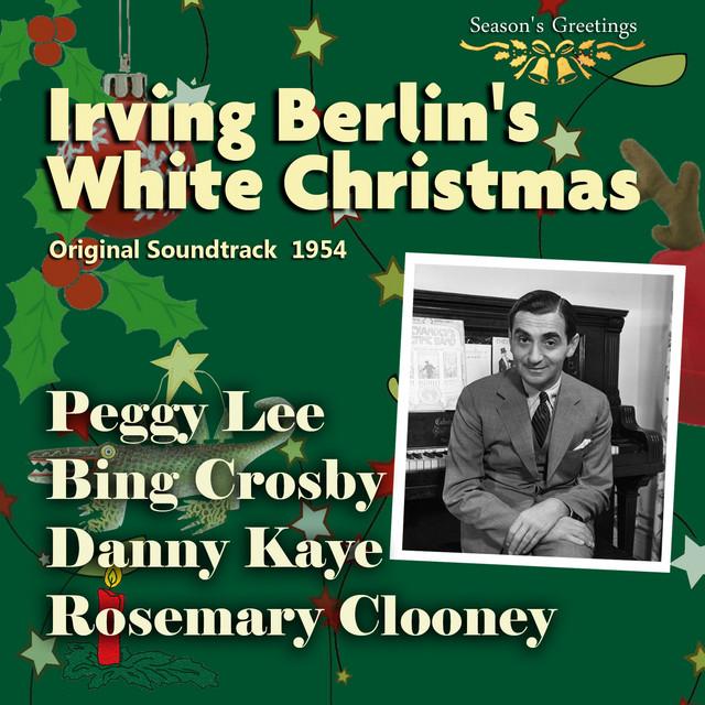 White Christmas Minstrel Show.Irving Berlin S White Christmas Original Soundtrack 1954