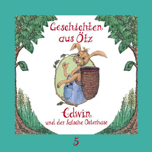 Folge 5: Edwin und der falsche Osterhase Cover