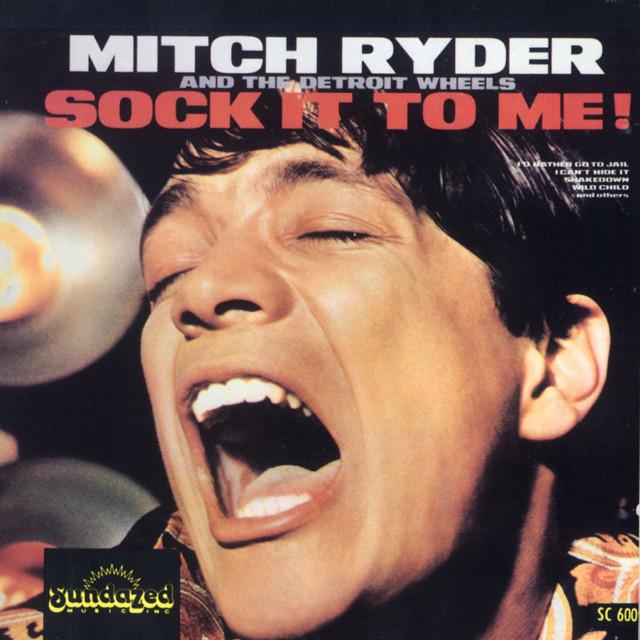 Sock It To Me Baby (67) album cover