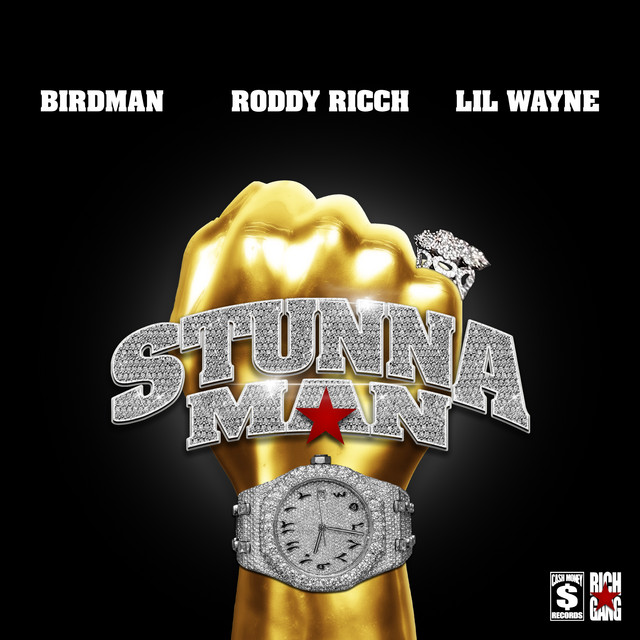 STUNNAMAN album cover