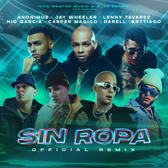 Sin Ropa (Remix)